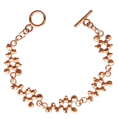 Best Dopamine Bracelet rose gold